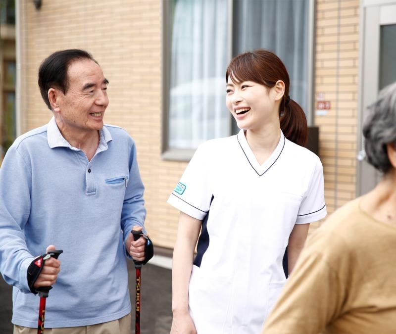 ツクイ習志野台【デイサービス】(作業療法士の求人)の写真: