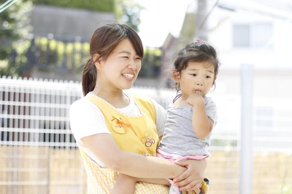 にじいろ保育園練馬高松の画像