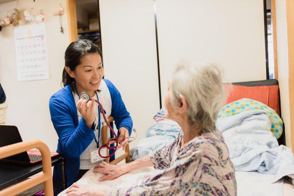 医療法人 青嶺会  木の香往診クリニック(看護師/准看護師の求人)の写真: