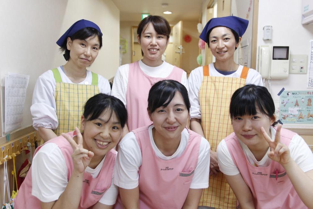 アートチャイルドケア中村橋(保育士の求人)の写真:職員一同お待ちしています!