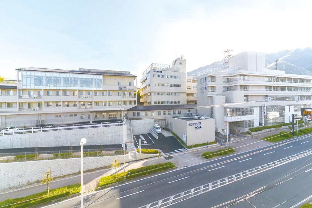 洛西シミズ病院の画像