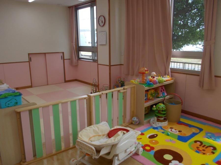 旭中央病院院内保育所ドルフィンキッズ(保育士の求人)の写真1枚目: