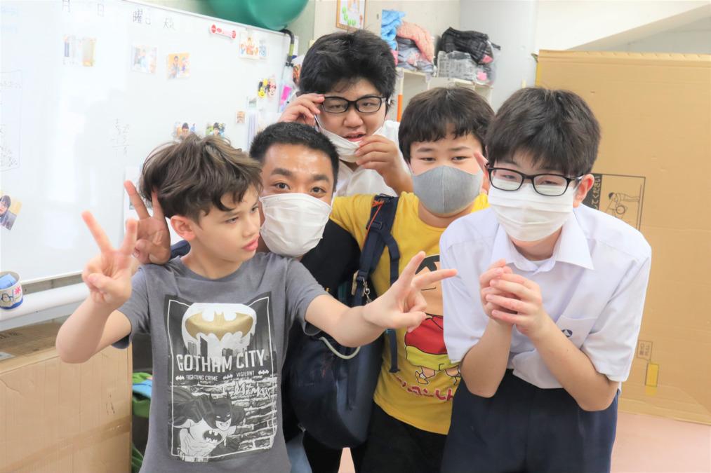 テラコヤキッズ川崎教室の画像