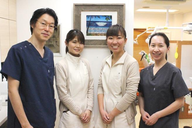 幡ヶ谷わく島歯科の画像