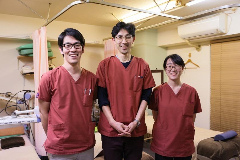 鍼灸治療院セラピアの画像