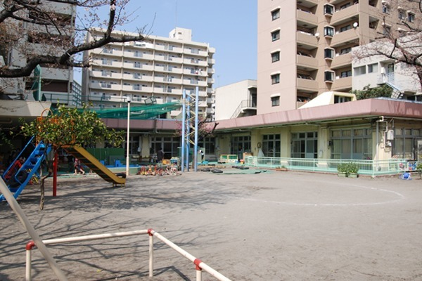 北区立桜田保育園の画像