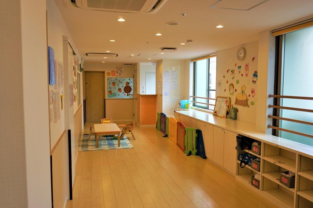 医療法人桂名会 木村病院 従業員用託児所「はぴねすキッズ」 株式会社トットメイトの画像