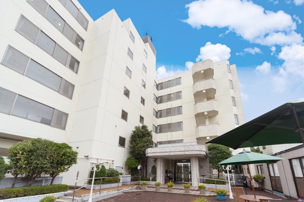 介護付有料老人ホーム クロスハート湘南台・藤沢の画像