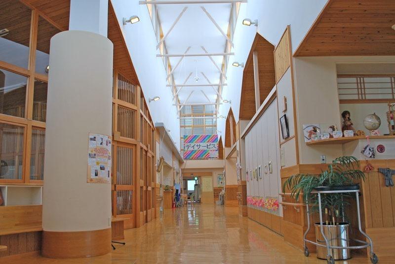 白河市表郷デイサービスセンターの画像
