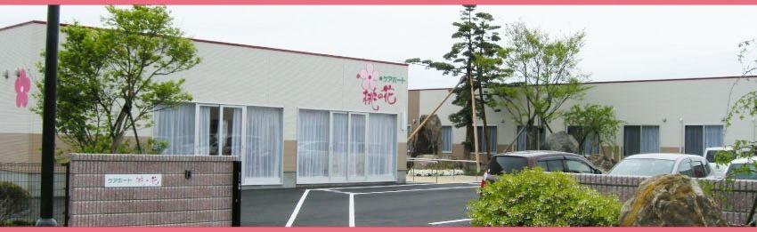 ヘルパーステーション桃の花の画像