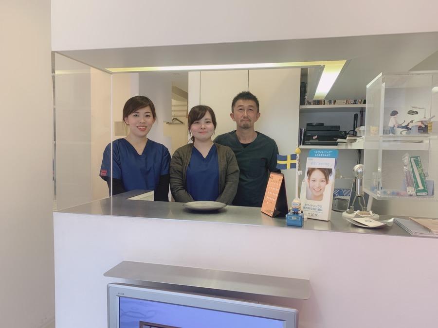 おおくぼ歯科クリニック(歯科衛生士の求人)の写真1枚目: