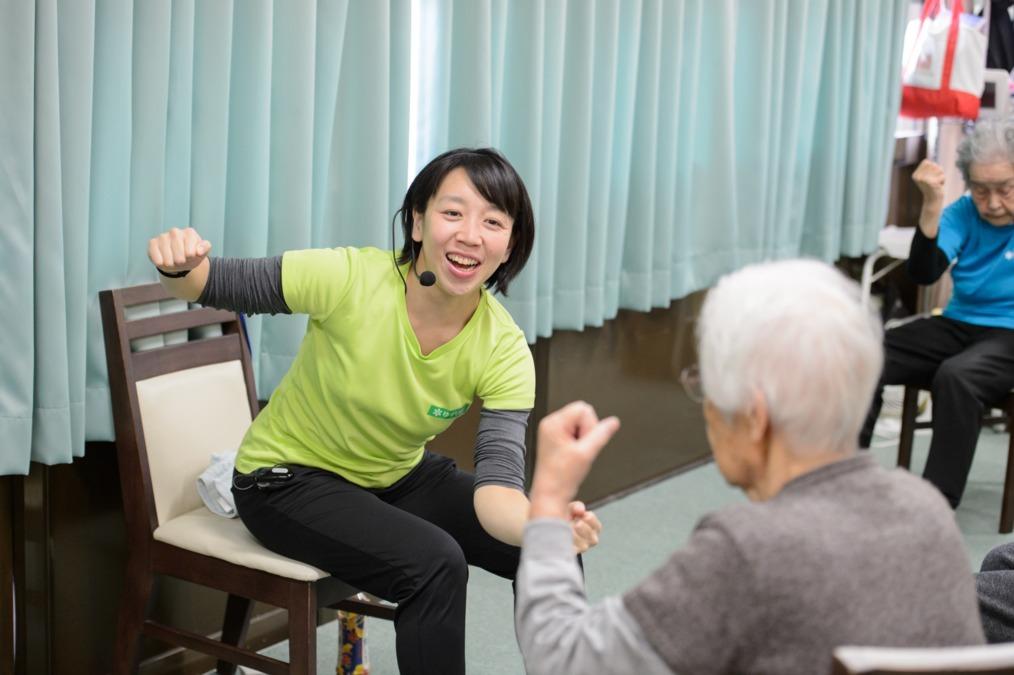 リハビリフィットネスゆずりは 駒澤大学【2019年08月オープン】(看護師/准看護師の求人)の写真: