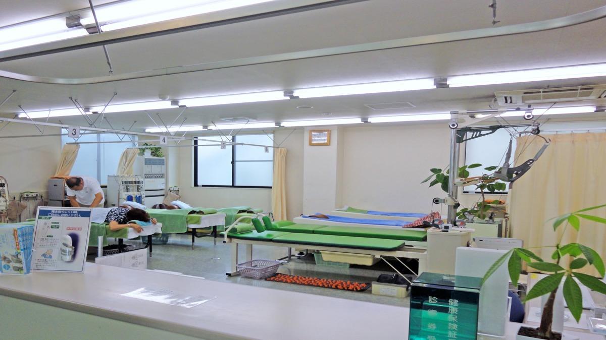 スポルト鍼灸整骨院 多磨店(柔道整復師の求人)の写真5枚目: