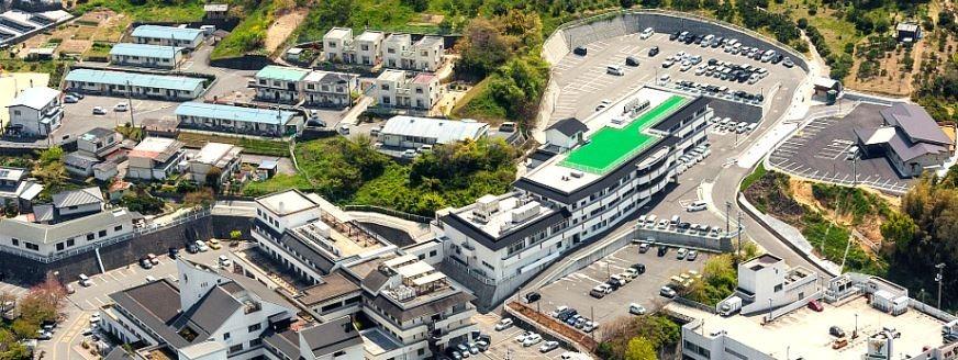 因島医師会病院の画像