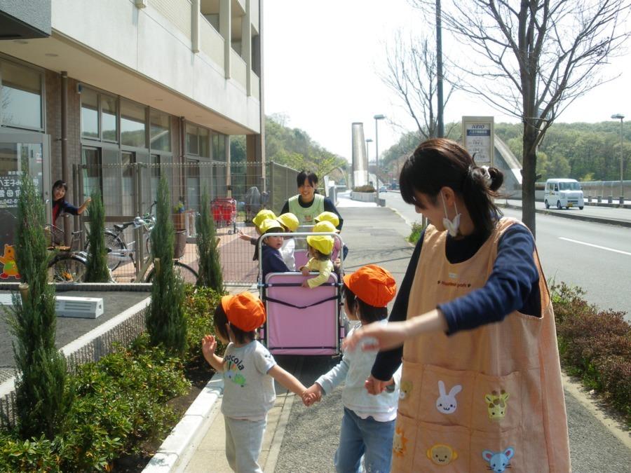 横浜矢向雲母保育園の画像