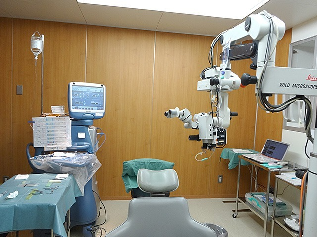 福山眼科医院(看護師/准看護師の求人)の写真: