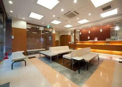 医療法人社団喜平会 奥島病院(看護助手の求人)の写真1枚目:奥島病院 総合受付