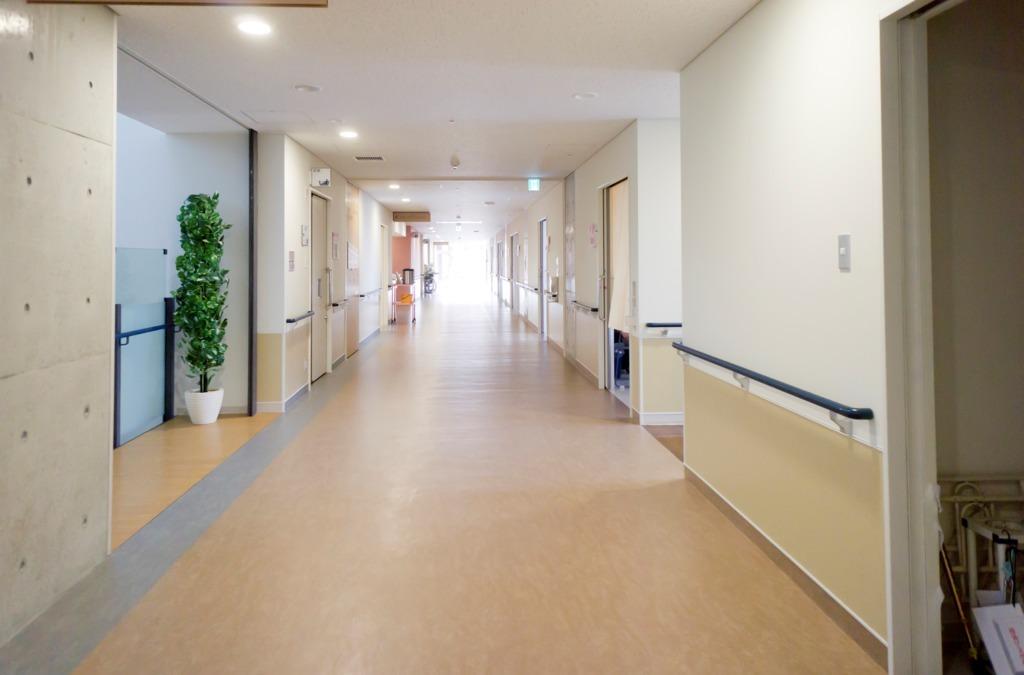 株式会社マルワ 小阪病院内の厨房の画像