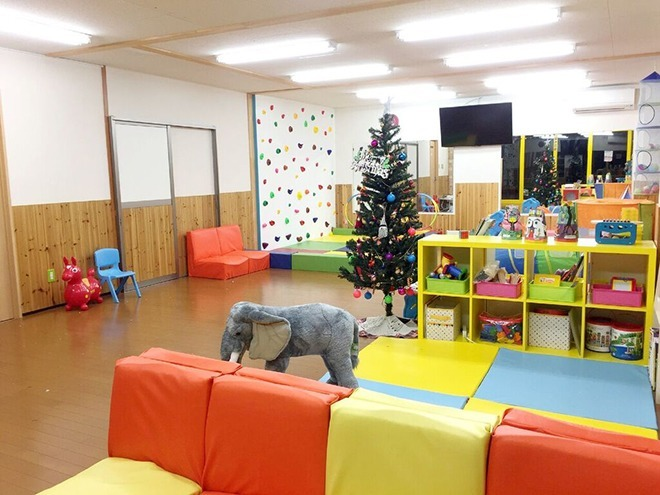 児童発達支援 校能力探求スクール ジーニアスKIDS 篭山校(保育士の求人)の写真: