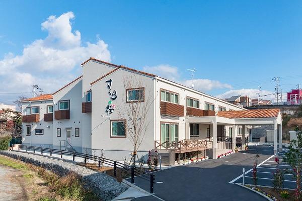 サービス付き高齢者向け住宅「さくら・桜」の画像