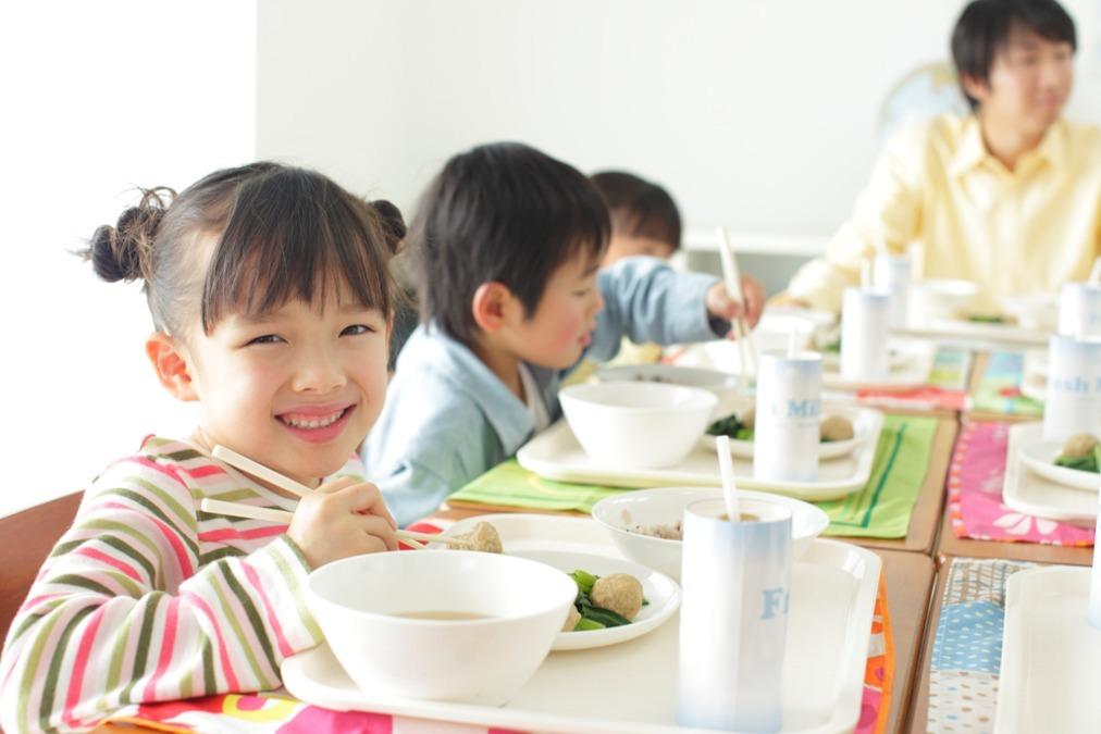 株式会社メフォス 品川区東五反田付近保育園内の厨房の画像
