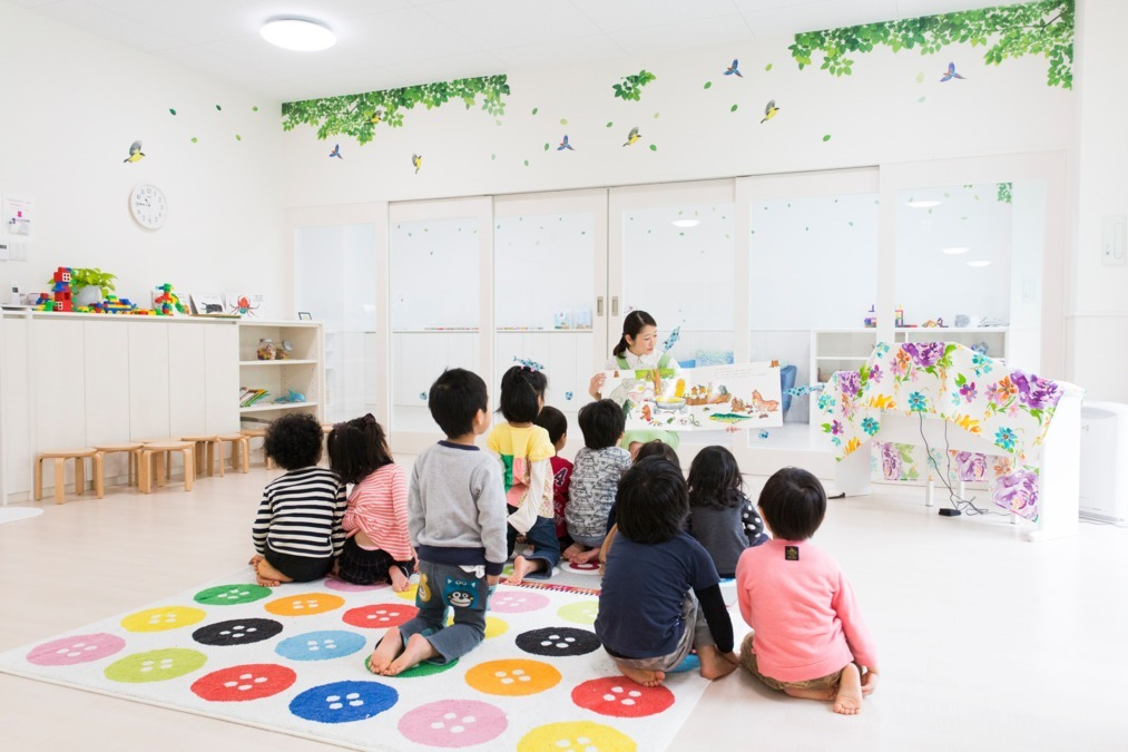 ポピンズナーサリースクール片倉町駅前の画像