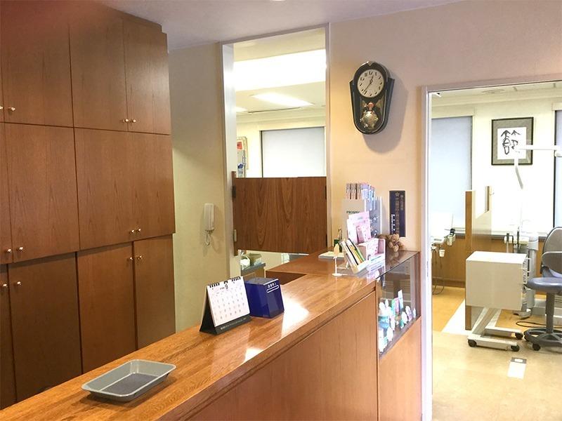 坂元クリニック(歯科技工士の求人)の写真:ご応募をお待ちしております!