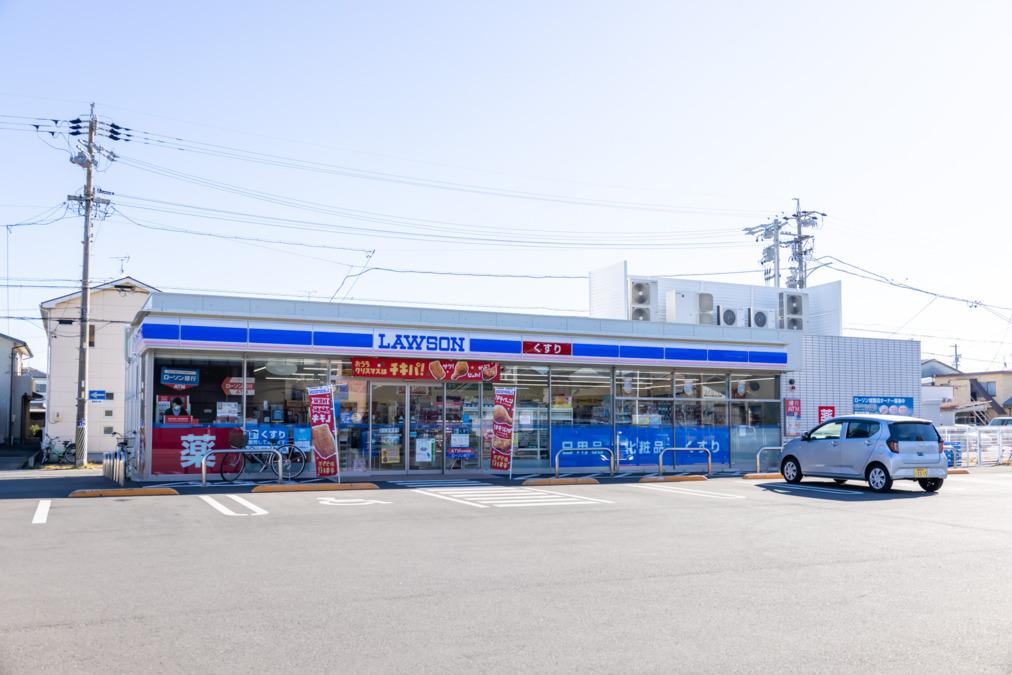 ローソンひばり 焼津小川新町店の画像