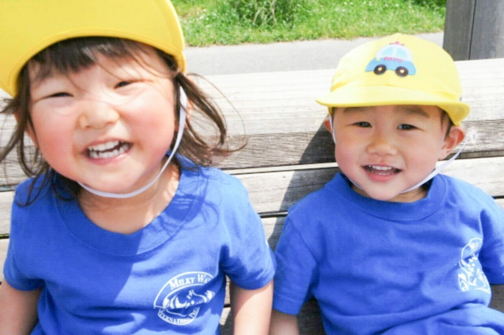 MilkyWay International School Nursery School 市川校(看護師/准看護師の求人)の写真:子どもたちの健やかな成長をサポートするお仕事です♪