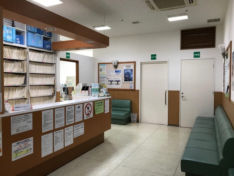 北林医院の画像