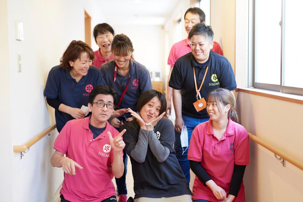 住宅型有料老人ホームIYASAKA豊中の画像