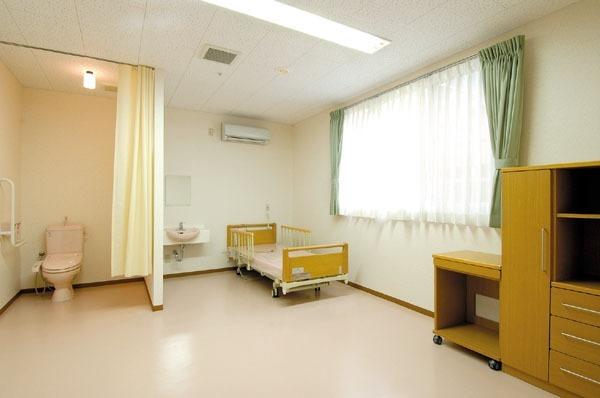 有料老人ホームことぶき(看護師/准看護師の求人)の写真5枚目: