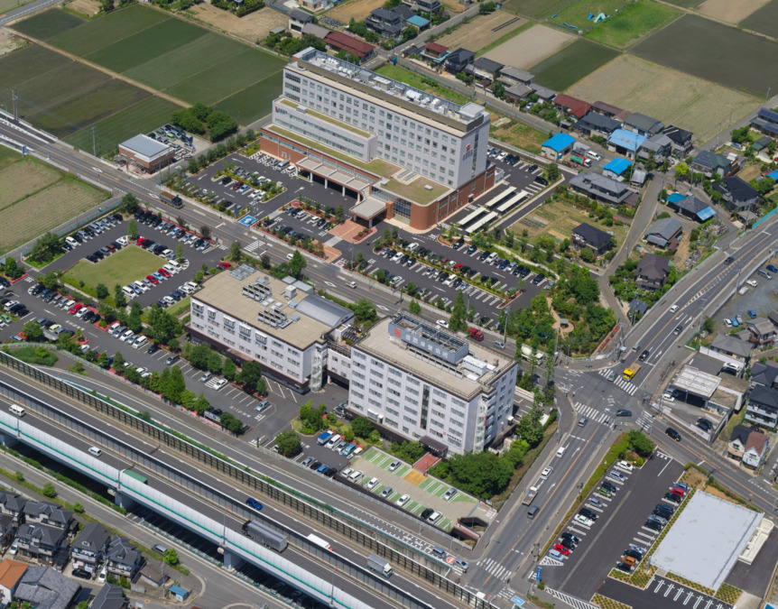 指扇病院の画像