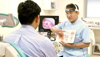 米倉耳鼻咽喉科の画像