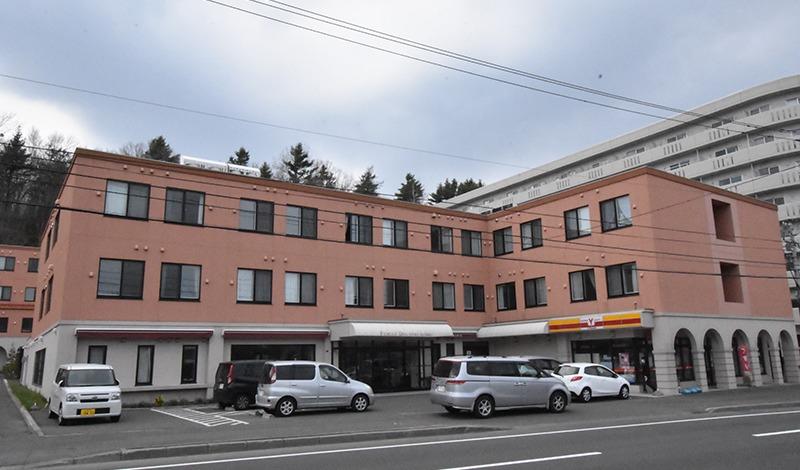 住宅型有料老人ホームファミリードクターズホーム札幌南2の画像