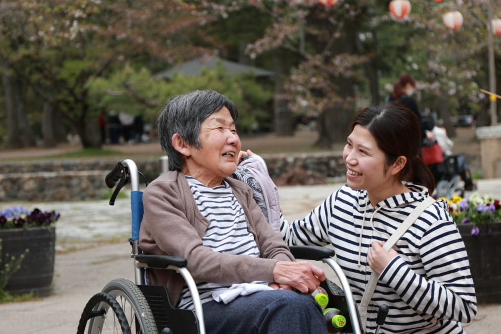 介護付有料老人ホームさわらびの家の画像