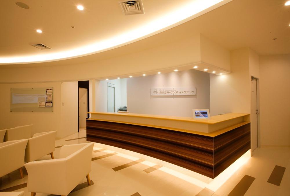 恵比寿ガーデンプレイスクリニック(看護師/准看護師の求人)の写真2枚目:外来・健診受付
