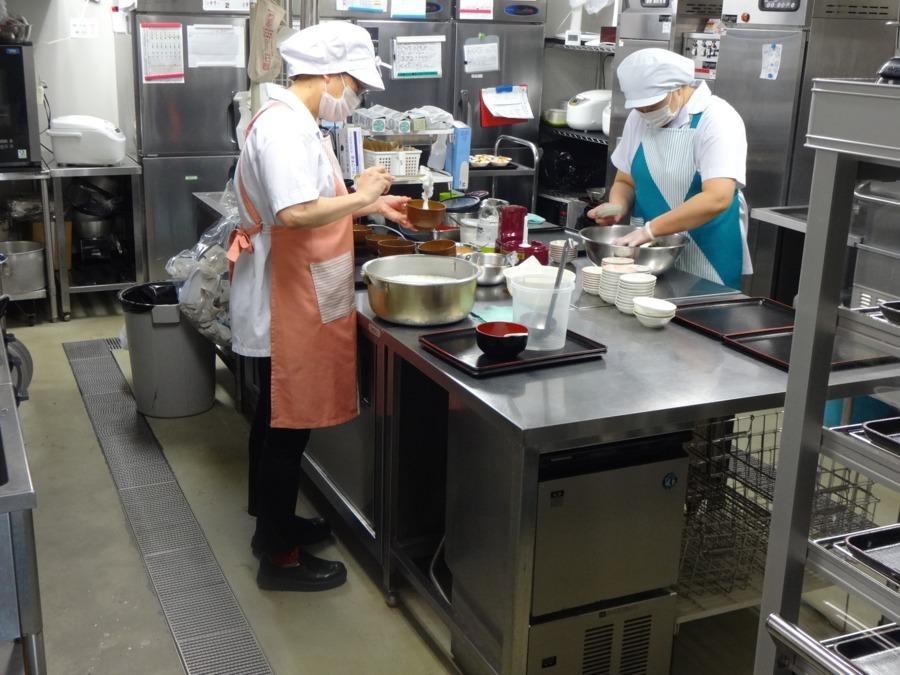住宅型有料老人ホーム オレンジ(調理師/調理スタッフの求人)の写真: