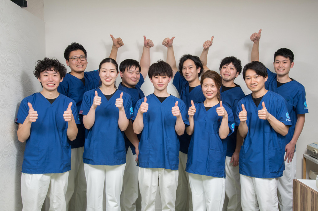 ほーむ鍼灸整骨院(あん摩マッサージ指圧師の求人)の写真1枚目:共に成長できる仲間を募集中です!