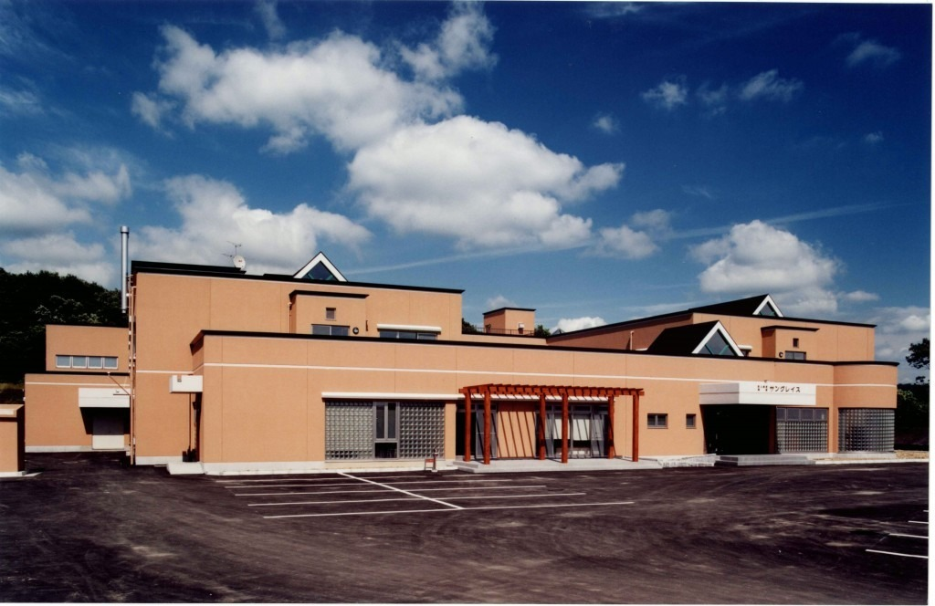 介護老人保健施設 サングレイスの画像
