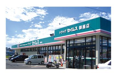 ドラッグセイムス土佐山田薬局の画像