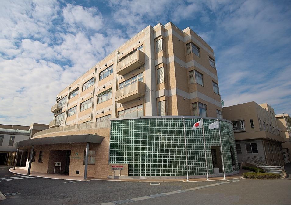 美原病院(臨床検査技師の求人)の写真:465床の精神科病院