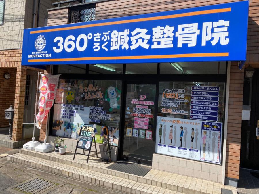 360°(さぶろく)鍼灸整骨院の画像
