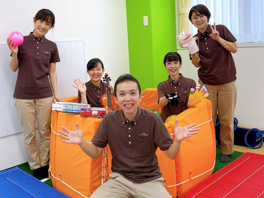 アートチャイルドケアSEDスクール朝霞駅前 (児童発達支援教室)の画像