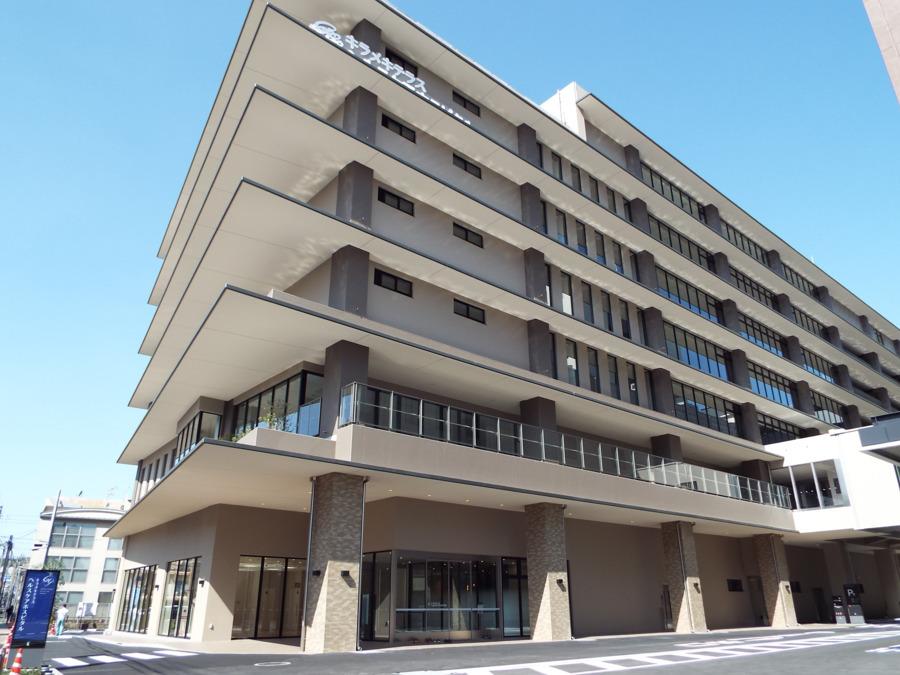キラメキテラスヘルスケアホスピタル(旧 高田病院)の画像