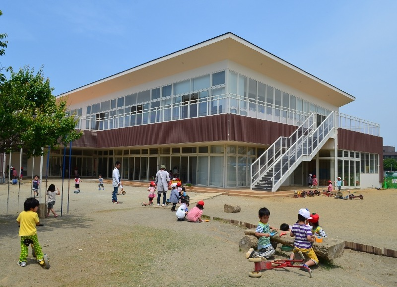 長須賀保育園の画像