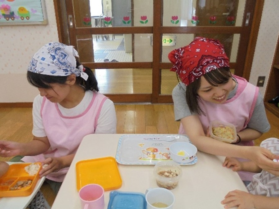 大阪市立総合医療センター院内保育所の画像