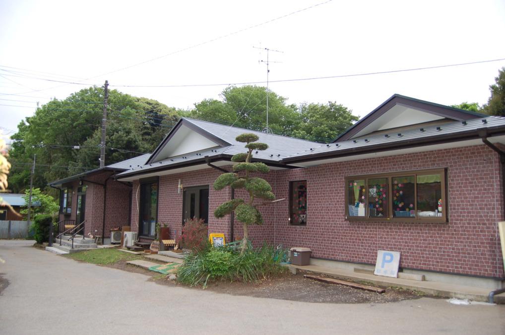 森と自然の保育園のびのびハウスの画像