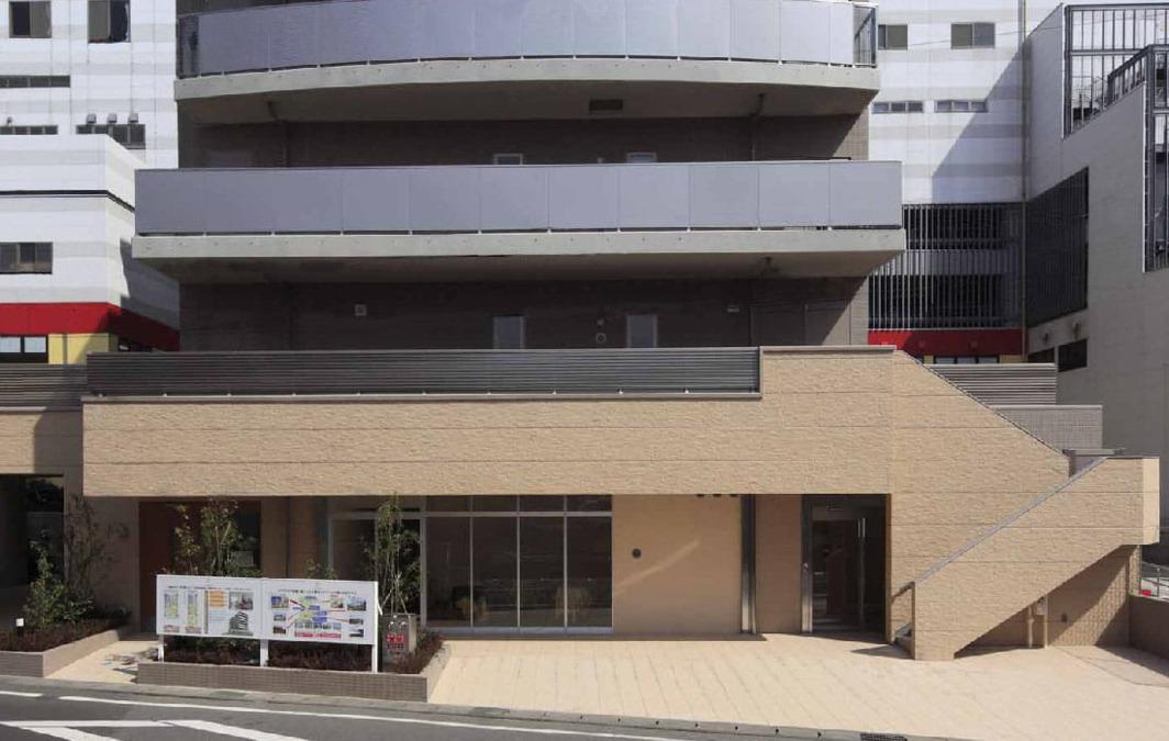 サービス付き高齢者向け住宅 マザアスコート南柏駅前の画像
