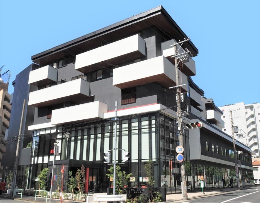 サービス付き高齢者向け住宅 モテット鶴舞公園の画像